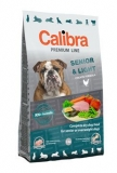 Calibra Dog Premium Line Senior&Light 3kg + Joy pamlsky