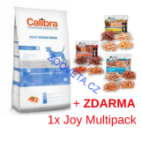 Calibra Dog HA Adult Medium Breed Chicken  14kg  + ZDARMA MULTI JOY