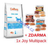 Calibra Dog EN Oral Care  7kg + ZDARMA MULTI JOY