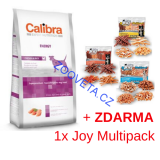 Calibra Dog EN Energy  12kg + ZDARMA MULTI JOY