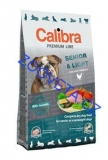 Calibra Dog Premium Line Senior&Light 12kg + 3kg ZDARMA