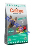Calibra Dog Premium Line Sensitive 12kg + 3kg ZDARMA