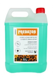 PREDATOR Animals repelent 5000ml-náhr.plnění do rozpr.