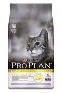 ProPlan Cat Light Turkey&Rice 10kg