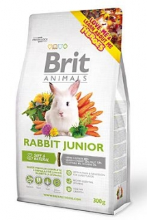 Brit Animals Rabbit Junior Complete 300g
