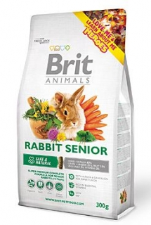 Brit Animals Rabbit Senior Complete 300g