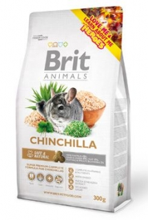 Brit Animals Chinchila Complete 300g