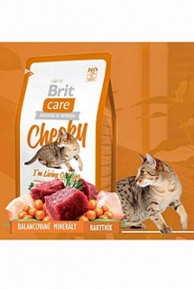 Brit Care Cat Cheeky I´m Living Outdoor 400g
