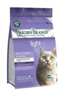 Arden Grange Cat Light Chicken&Potato 400g