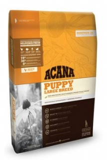 Acana Dog Puppy Large Breed Heritage 11,4kg