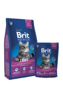 Brit Premium Cat Light 1,5kg NEW