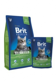 Brit Premium Cat Sterilised 1,5kg NEW