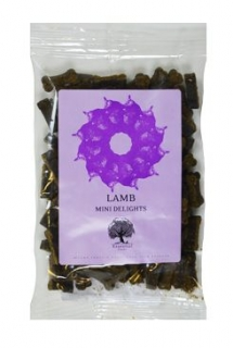Essential Mini Delights Lamb100g