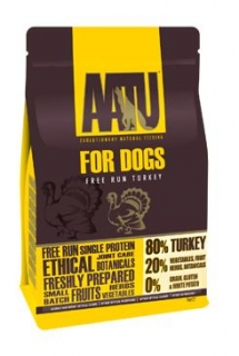 AATU Dog 80/20 Turkey 5kg