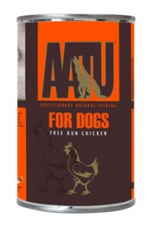 AATU Dog Chicken konz. 400g