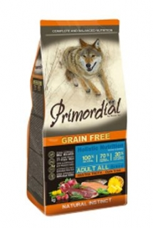 Primordial GF Adult Trout Duck 12kg