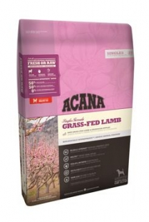 Acana Dog Grass-Fed Lamb  Singles 2kg