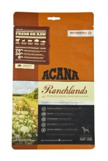 Acana Dog Ranchlands Regionals 340g
