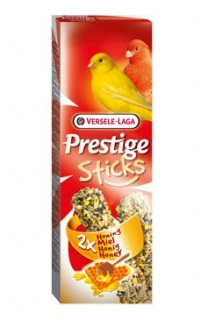 VL Prestige Sticks pro kanáry Honey 2x30g