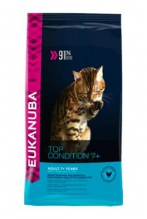Eukanuba Cat Senior 7+ Top Condition Chicken 4kg