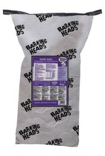BARKING HEADS Puppy Days NEW 18kg