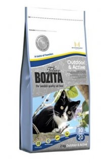 Bozita Feline Outdoor & Active 2kg