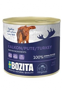 Bozita DOG Paté Turkey 625g