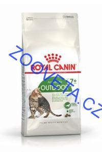 Royal canin Kom.  Feline Outdoor 7+  400g