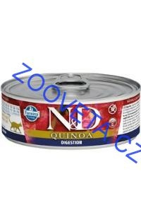 N&D CAT QUINOA Digestion Lamb & Fennel 80g