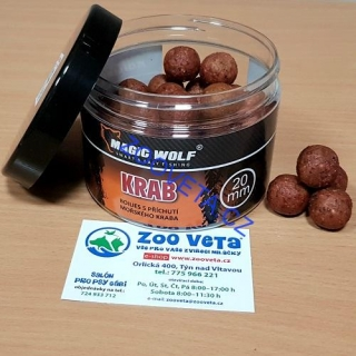 Magic Wolf  20mm BOILIES SPEED WOLF 250 gr KRAB