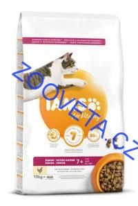 Iams Cat Senior Chicken 10kg