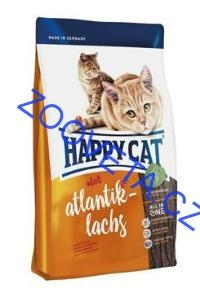 Happy Cat Supr.Adult Fit&Well Atlantik Lachs Fish1,4kg