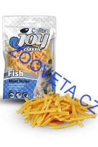 Calibra Joy Cat Classic Fish Strips 70g NEW