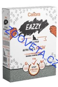 Calibra EAZZY Cat podestýlka Ultra Fine & Fresh 6kg