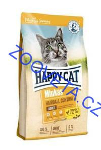 Happy Cat Minkas Hairball Contrl. Geflugel 10kg