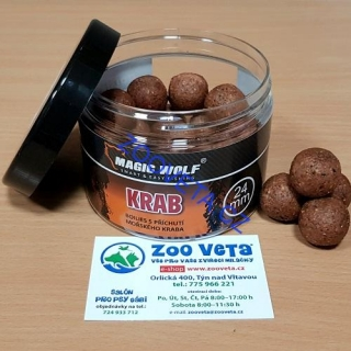 Magic Wolf 24mm BOILIES SPEED WOLF 250 gr KRAB