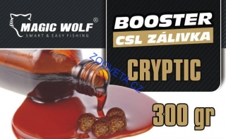 Magic Wolf BOOSTER CSL ZÁLIVKA 300 gr - CRYPTIC