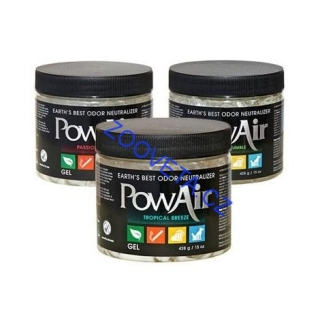 PowAir Gel Tropical Breeze (tropický vánek) 400g