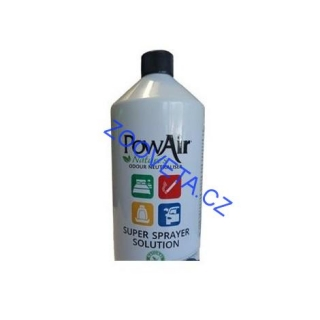 PowAir SUPER SPRAYER SOLUTION 1L