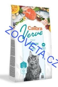 Calibra Cat Verve GF Sterilised Herring 3,5kg