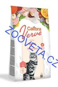 Calibra Cat Verve GF Adult Chicken&Turkey 750g