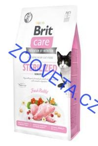 Brit Care Cat GF Sterilized Sensitive 7kg